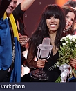 loreen-representing-sweden-celebrates-with-members-of-the-swedish-D64G1C.jpg